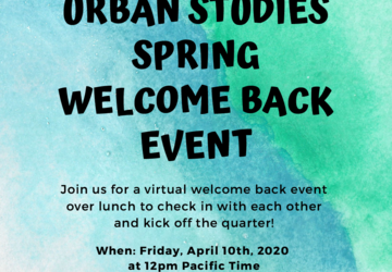 Spring Welcome Back Event